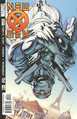 New X-Men 129 - Fantomex