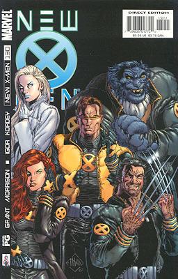 New X-Men 130 - Weapon Twelve