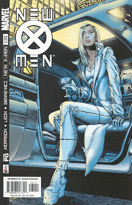 New X-Men 131 - Some Angels Falling