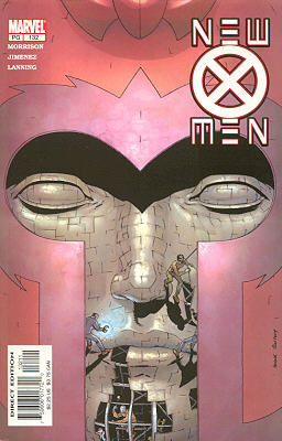 New X-Men 132 - Ambient Magnetic Fields