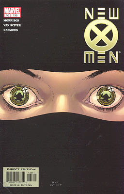 New X-Men 133 - Dust