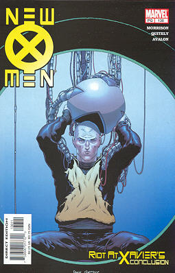 New X-Men 138 - The Prime of Miss Emma Frost
