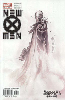 New X-Men 143 - The World