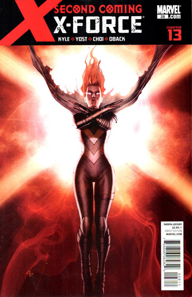 X-Force 28 - Second Coming: Chapter 13