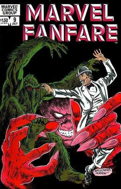 Marvel Fanfare 9 - #9