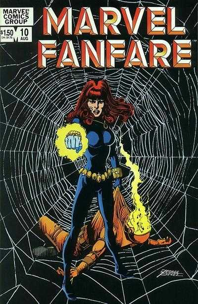 Marvel Fanfare 10 - #10