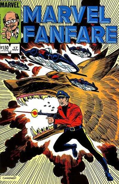 Marvel Fanfare 17 - #17