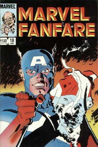 Marvel Fanfare 18 - #18