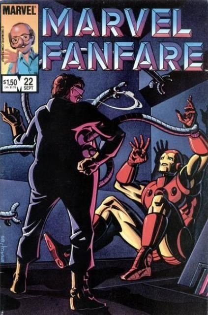 Marvel Fanfare 22 - #22