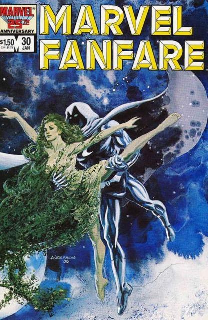 Marvel Fanfare 30