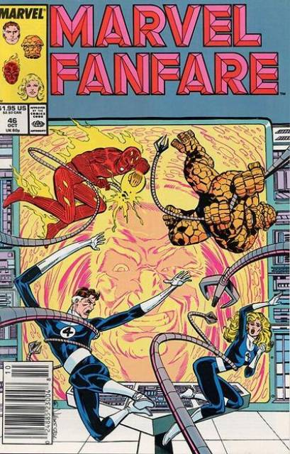 Marvel Fanfare 46