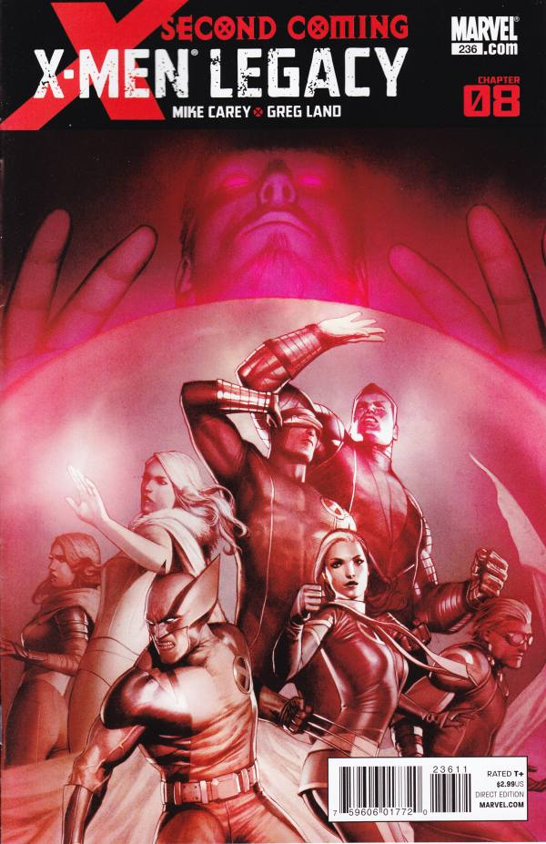 X-Men Legacy 236 - Second Coming: Chapter 8