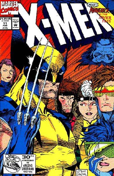 X-Men 11 - X-Men v. X-Men (Again)