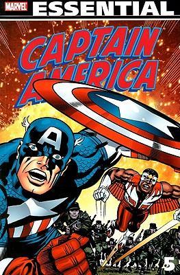 Captain America 5 - Essential Captain America 5