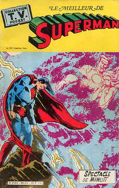 Le Meilleur de Superman - Le Spectacle de Minuit 1