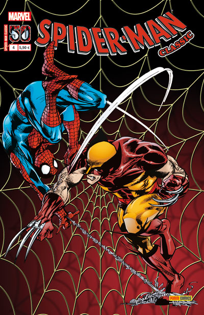 Spider-Man Classic 4 - 4