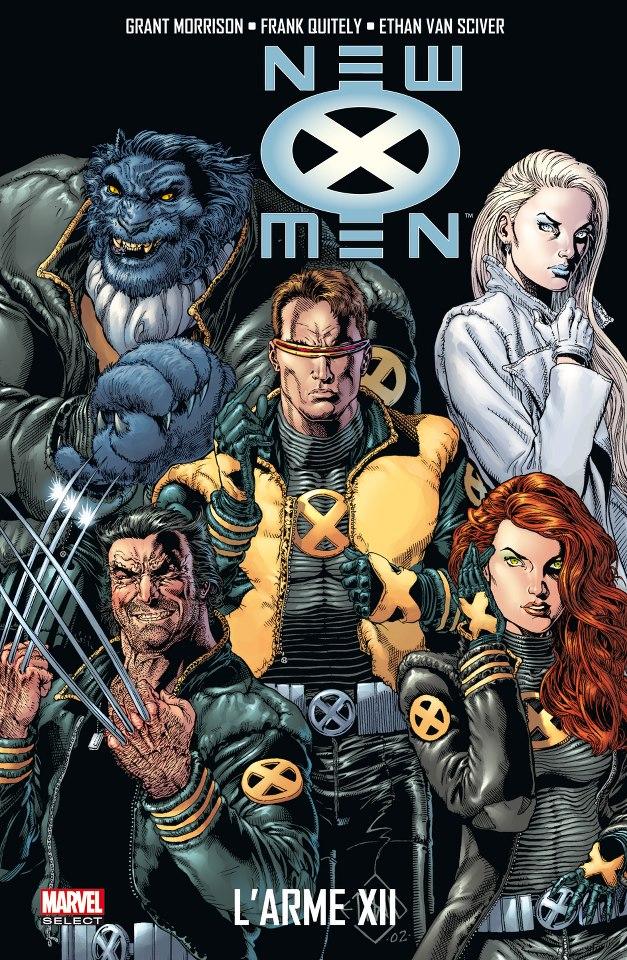 New X-Men 2 - L'arme XII