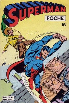 Superman Poche 16 - Superman poche n 16