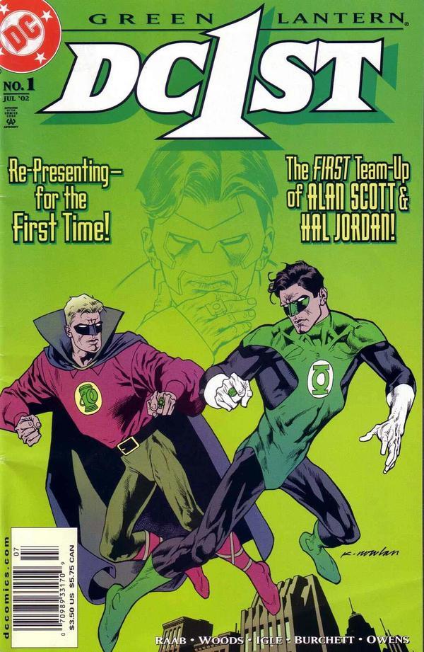 DC First - Green Lantern 1 - DC First : Green Lantern