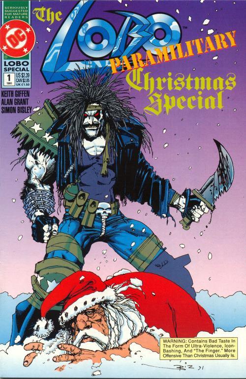 Lobo Paramilitary Christmas Special 1 - Lobo Paramilitary Christmas Special