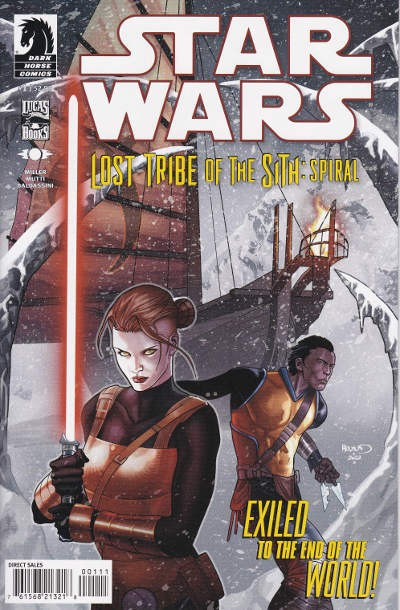 Star Wars - Lost Tribe of the Sith 1 - Spiral