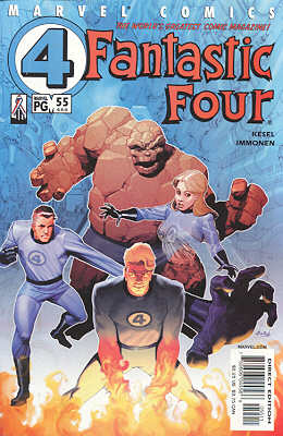 Fantastic Four 55 - An Evening Out