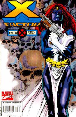 X-Factor 108 - Promised Vengeance
