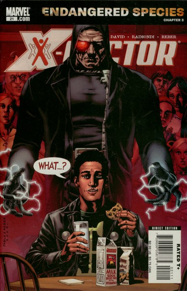 X-Factor 21 - The Isolationist: Part 1