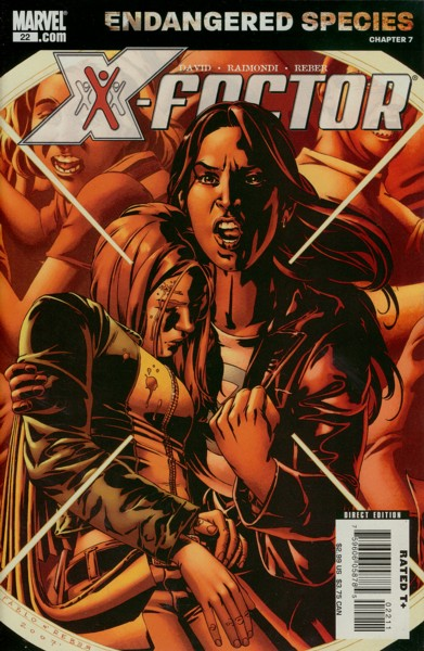 X-Factor 22 - The Isolationist: Part 2