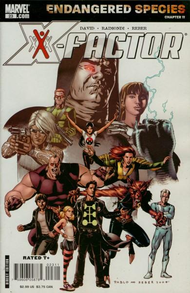 X-Factor 23
