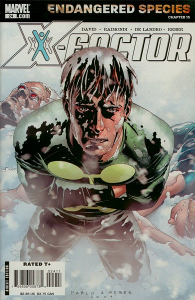 X-Factor 24 - The Isolationist: Part 4