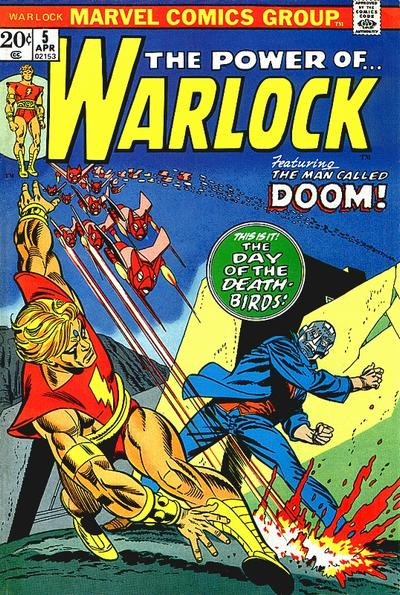 Warlock 5 - The Day of the Death Birds