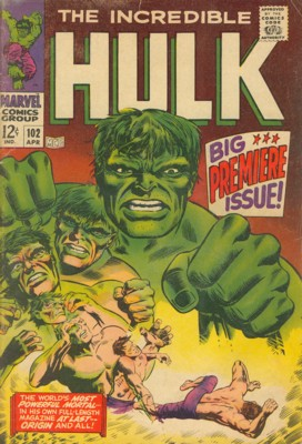 The Incredible Hulk 102 - This World Not His Own