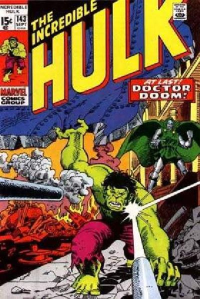 The Incredible Hulk 143 - Sanctuary!