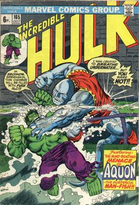 The Incredible Hulk 165 - The Green-Skinned God!