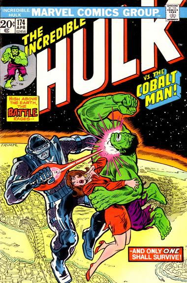 The Incredible Hulk 174 - Doomsday -- Down Under!