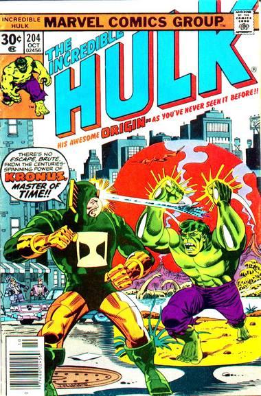 The Incredible Hulk 204 - Vicious Circle!