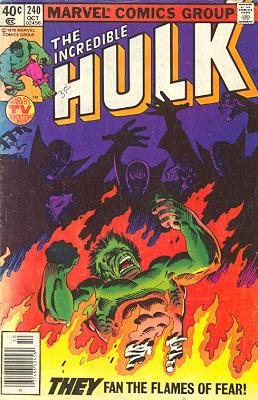 The Incredible Hulk 240 - ...And Now El Dorado