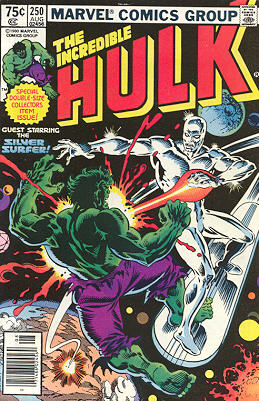 The Incredible Hulk 250 - Monster!
