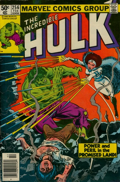 The Incredible Hulk 256 - Power in the Promised Land!