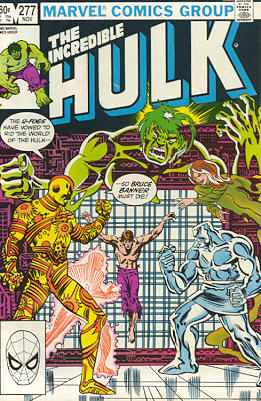 The Incredible Hulk 277 - What Friends Are For!