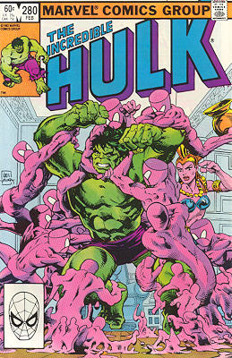 The Incredible Hulk 280 - Alone In A Crowd!