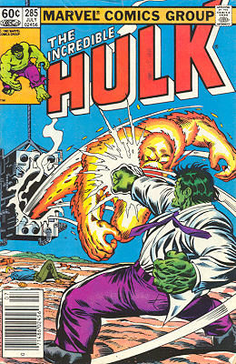 The Incredible Hulk 285 - Today is the First Day of the Rest of My Life!