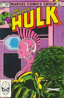 The Incredible Hulk 287 - Loose Ends!