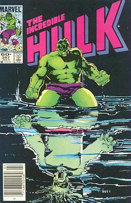 The Incredible Hulk 297 - Sleep, My Child...