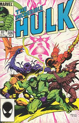 The Incredible Hulk 306 - Call Me Ishmael, Call Me... Hulk!