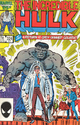 The Incredible Hulk 324 - The More Things Change...