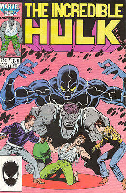 The Incredible Hulk 328 - Piece of Mind