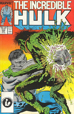 The Incredible Hulk 334 - Grave Circumstances