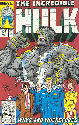 The Incredible Hulk 346 - Whys and Wherefores